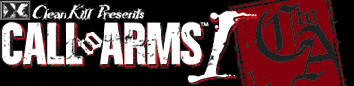 call to arms logo